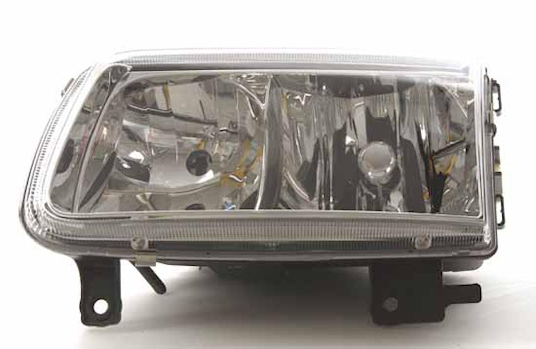 Strålkastare vä H7/H1 VW Polo