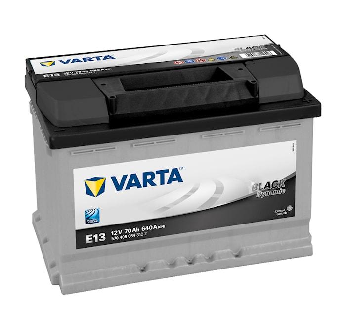 Batteri E13 Black Dynamic