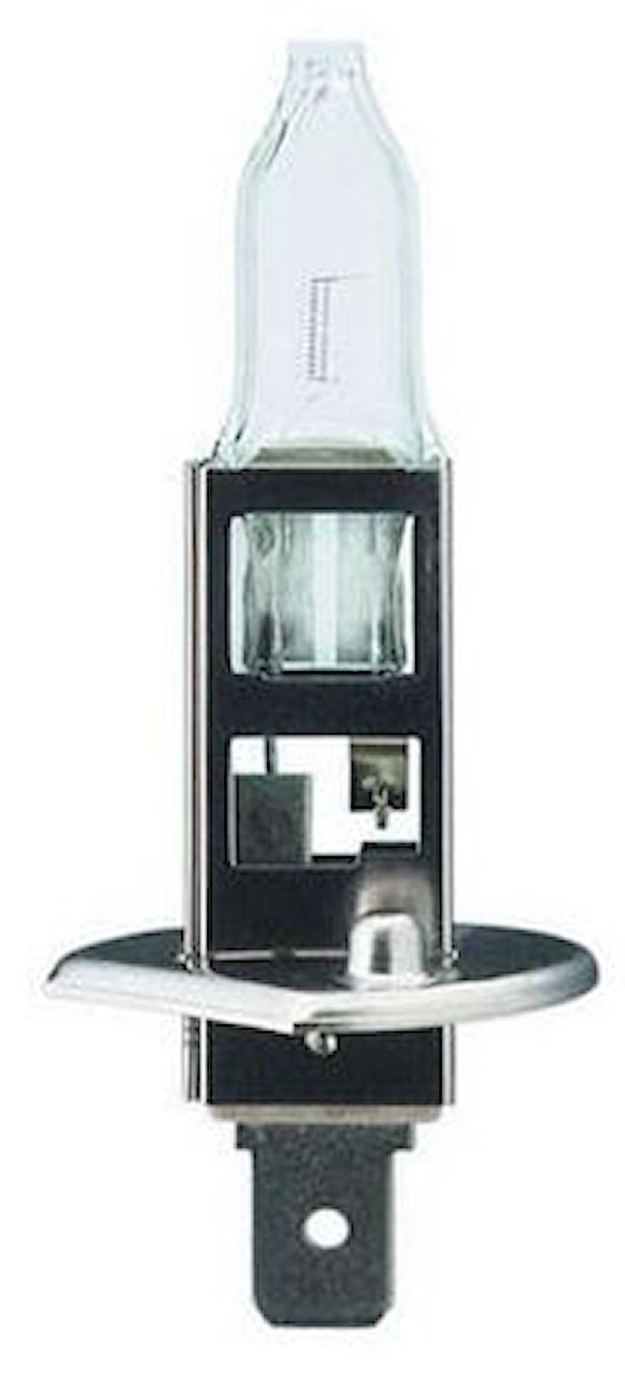 Glödlampa/H1 12V 55W