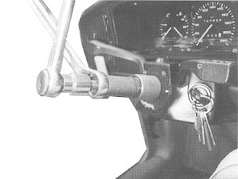Avdragare mellanhylsa VW