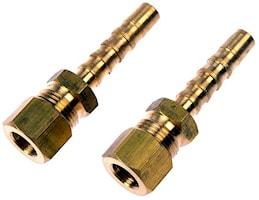 Bränsleanslutning/adapter