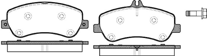Belägg HP T1806