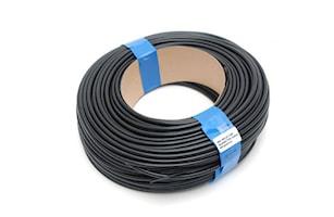 Skyddssl PVC 5,0mm 105 grad sv