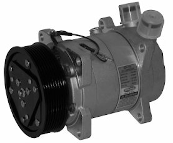 Kompressor 12V SP15 Poly-V8