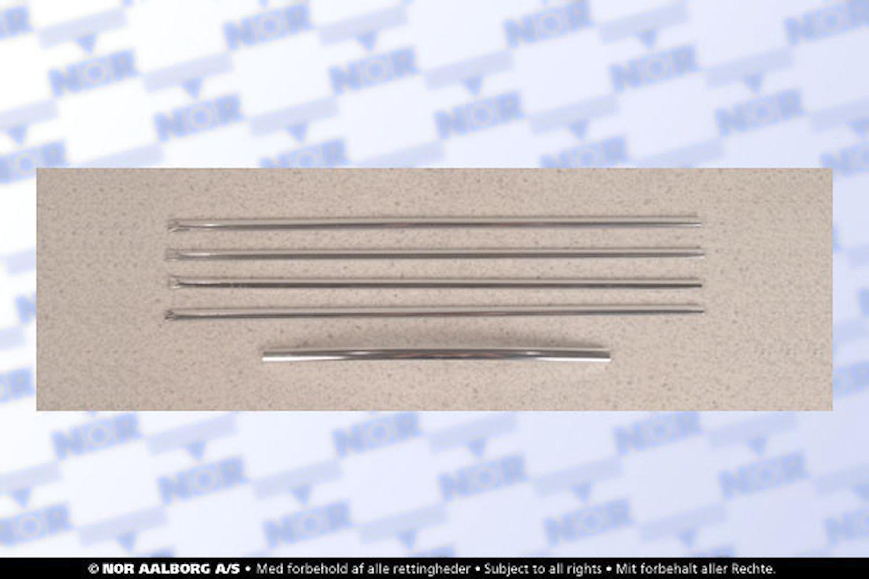 List f/kylargrill vågrät