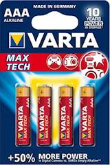 Batteri AAA/LR03 Max Tech