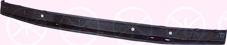 Balk under kylare -91