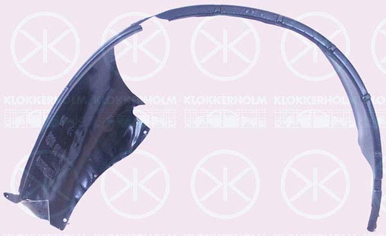 Innerskärm (Plast)