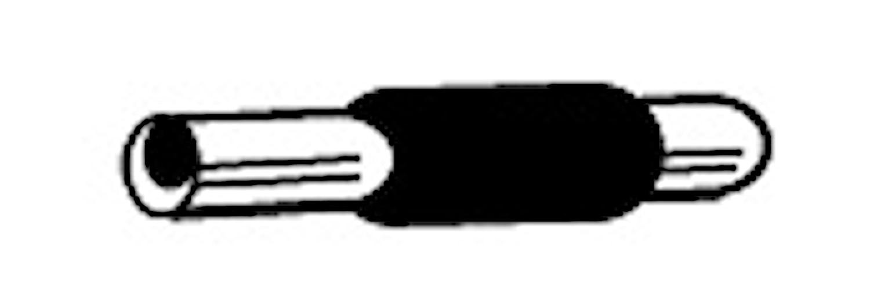 Flexrör 48x69x410