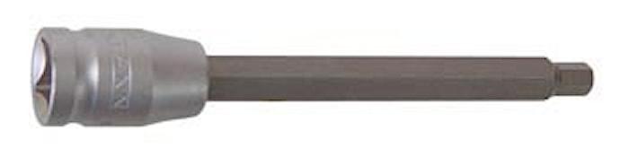 Bitshylsa nyckelvidd 7, 140 mm