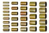 Tryck-/stödhylsor, Ø 30-90 mm,