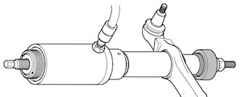 Hållaradapter spännmutter och