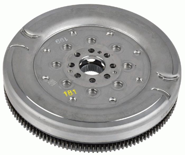 Svänghjul Dubbelmassa för DKG