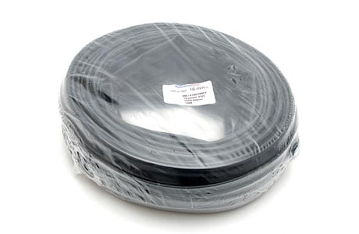 Skyddssl PVC 5,0x0,30mm svart