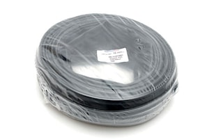 Skyddssl PVC 8,0x0,40mm svart