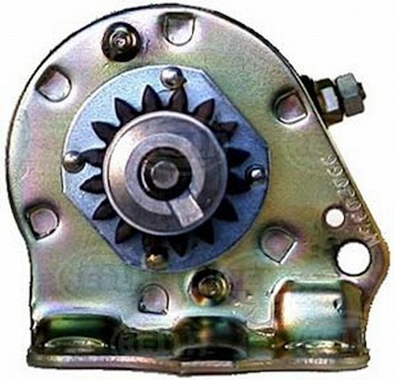 Startmotor utbytes 12V