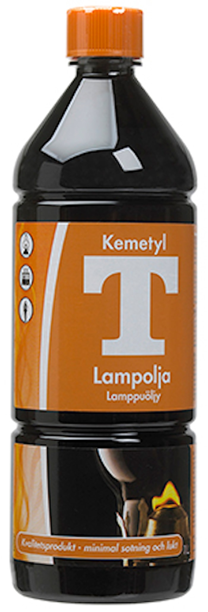 Kemetyl T-Lampolja