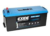 Batteri Dual AGM 140Ah