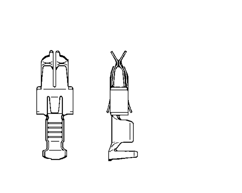 DFK-2 kabelsko 2.5-4.0mm²
