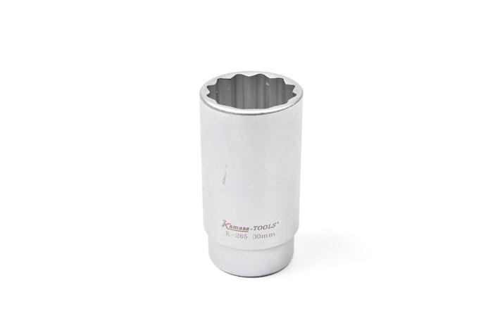 Låsmutterhylsa 12-kant 24 mm