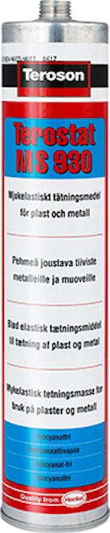 Terostat MS 930 vit 310ml