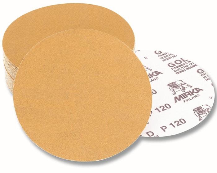 Gold 77mm GRIP 500k