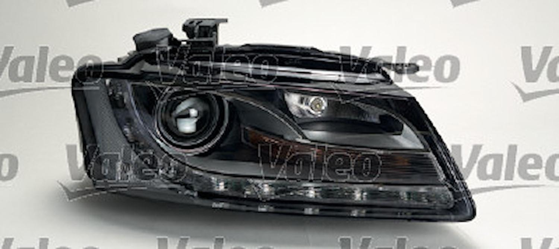 Strålkast vä Xenon Audi A5 07-