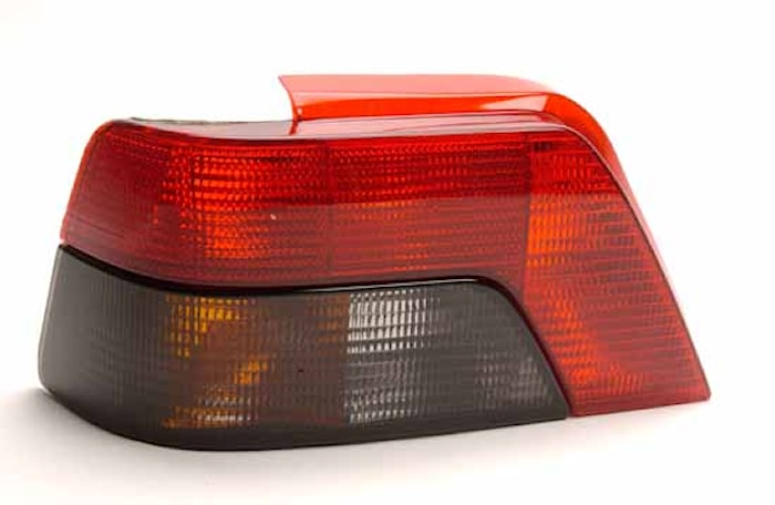 Lyktins vä f bakl Peugeot 309