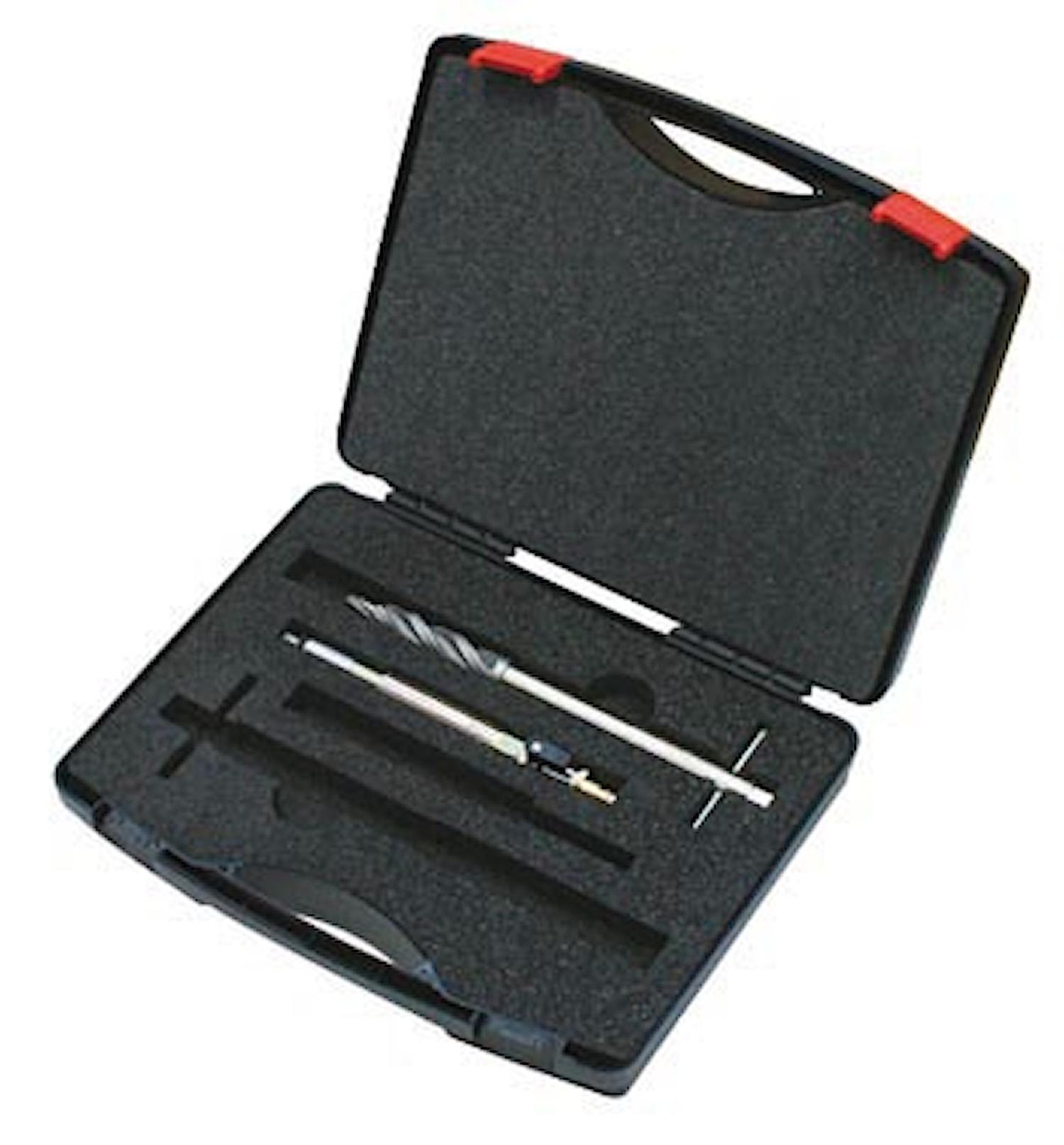 Rensverktyg för spridaresätet
