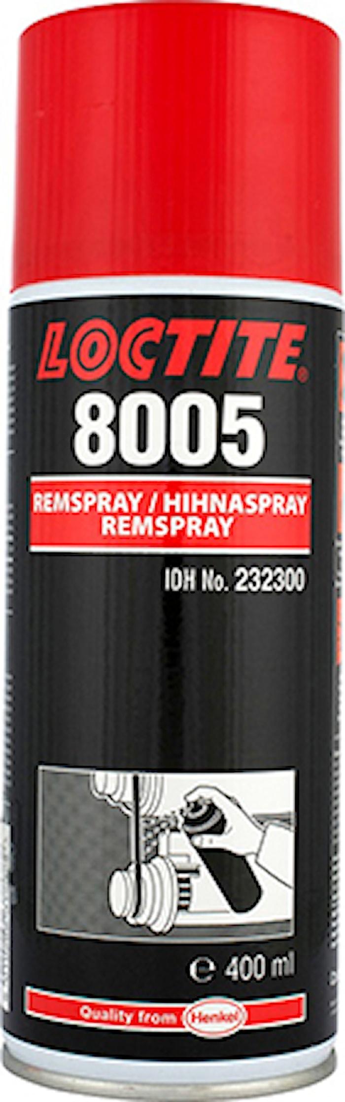 Loctite 8005 400ml spray