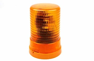 Varningsfyr 12V gul KL 710