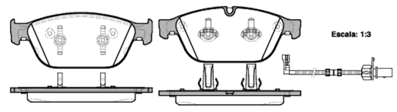 Belägg HP T2092