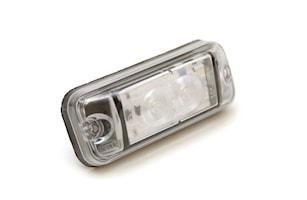 Pos.lykta 24V LED 10-20 grader