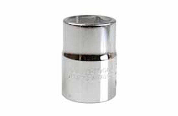 """Hylsa 3/4"""" 30 mm 6-kant"""