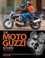 The Moto Guzzi Story 2nd editi