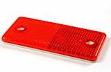 Reflex röd 94x44mm