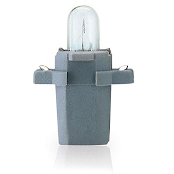 Glödlampa 24V 1,2W B8,3d