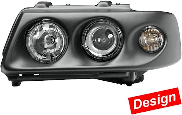 Strålk.sats DE H7/H7 Audi A3