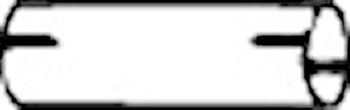 Skarvrör 45x145
