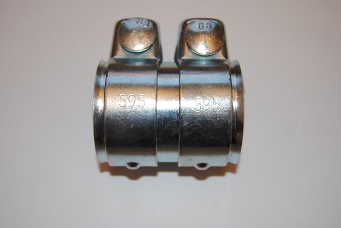 VAG Skarvrör 55x80mm