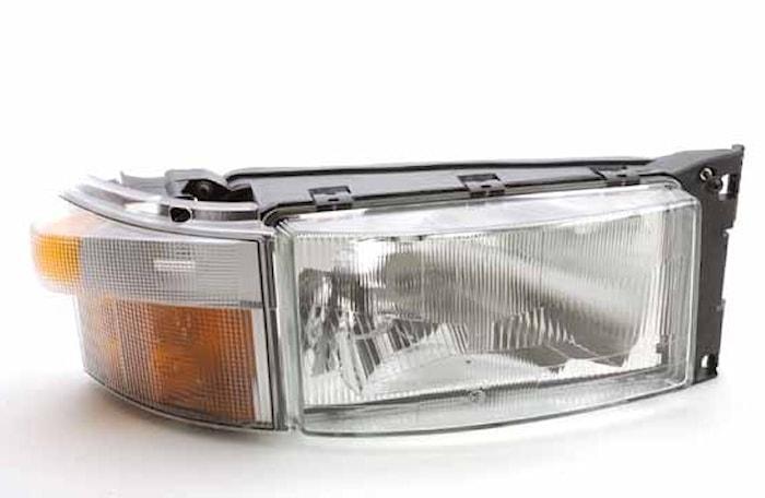 Strålk hö H4 m blinkl Scania 4