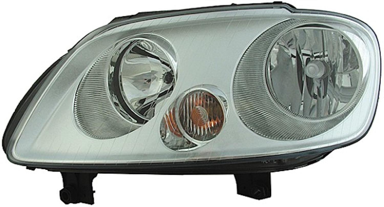 Strålk hö H1/H7 VW Caddy