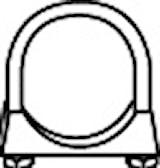 Klammer M10 x 70 mm
