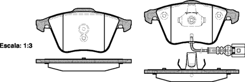 Belägg HP T2084