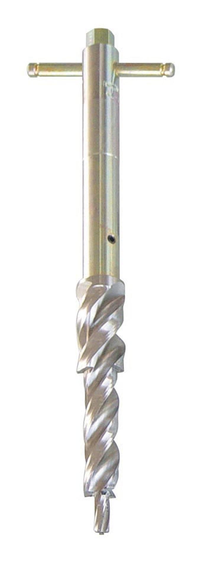 Rensverktyg för spridarsäte