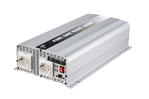 Inverter 1000W 12V äkta sinus