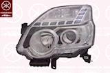 Huvudstrålkastare hö, Bi-Xenon
