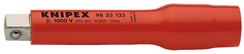"""Förlängare 3/8"""" 125 mm"""