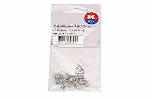 Flatstifthylsa 2,8x0,8mm
