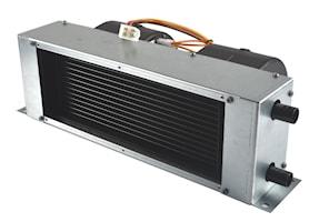 Inbyggnadsvärmare 12kW/24 volt